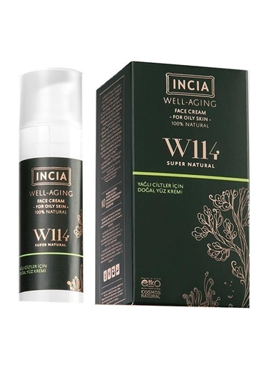 Incia Incia Well Aging Face Cream For Oily Skin 30ml Renksiz